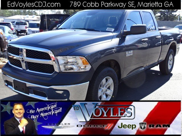 2017 Ram 1500 Tradesman/Express Truck Quad Cab For Sale in Marietta, GA