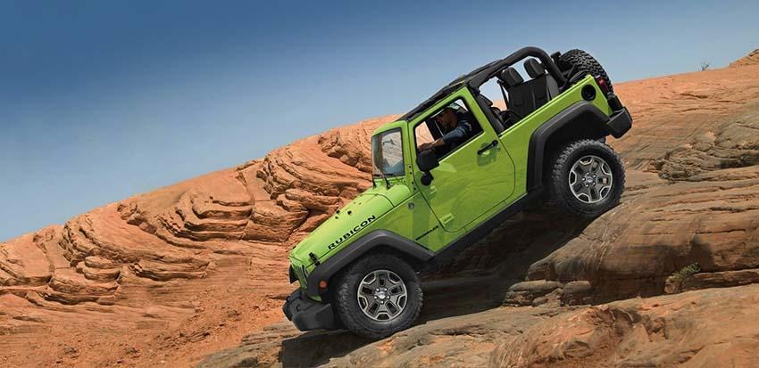 Construye tus Propios Caminos con la Jeep Wrangler ...